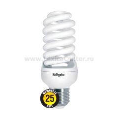 Лампа энергосберегающая Navigator 94 356 NCLP-SF-25-840-E27