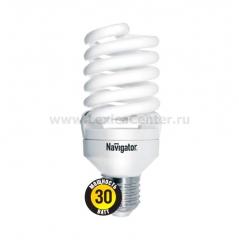 Лампа энергосберегающая Navigator 94 360 NCLP-SF-30-860-E27