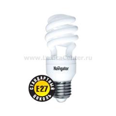Лампа энергосберегающая Navigator 94 422 NCL8-SF-11-840-E27/3PACK