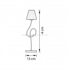 Лампа Lightstar 814913 VORTICO