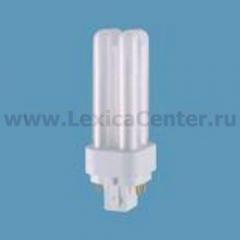 Лампа люминесцентная Osram Dulux D/E 26W/21-840 G24q-3