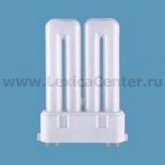 Лампа люминесцентная Osram Dulux F 18W/41-827 2G10