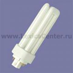 Лампа люминесцентная Osram Dulux T/E 57W/41-827 IN GX24q-5