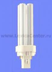Лампа люминесцентная Philips PL-C 18W/830/2P G24d2 тепло-белый
