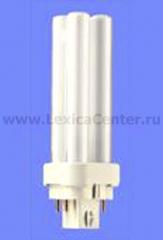 Лампа люминесцентная Philips PL-C 18W/830/4P G24q2 тепло-белый