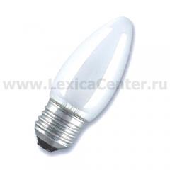 Лампа накаливания матовая ДСМТ 60 Е27 Frost