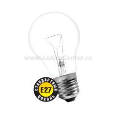 Лампа накаливания Navigator 94 325 NI-A-40-230 E27 CL