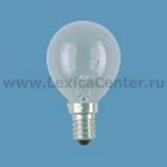 Лампа накаливания Osram Classic P CL 60W 230V E14