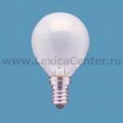 Лампа накаливания Osram *Classic P FR 25W 230V E14