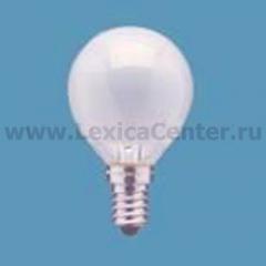 Лампа накаливания Osram *Classic P FR 60W 230V E27
