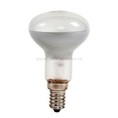Лампа накаливания рефлекторная R50 40Вт Е14 МТ 480Лм ASD
