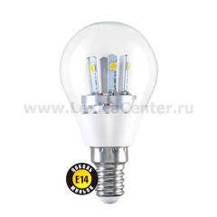 Лампа Navigator 71 294 NLL-C45-5-230-2.7K-E14-CL