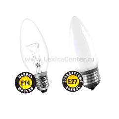 Лампа Navigator 94 326 NI-B-40-230-E27-FR (Россия)