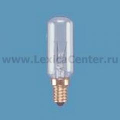 Лампа Osram Special T25 CL 15W 230V E14