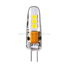 Лампа светодиодная G4 2.5Вт 12В Navigator 71 265 NLL-S-G4-2.5-12-3K