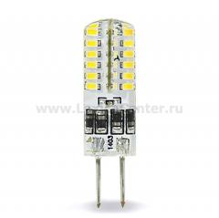 Лампа светодиодная LED-JCD-standard 2Вт 160-260В GY6,35 3000К ASD