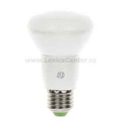 Лампа светодиодная LED-R63-standard 8.0Вт 160-260В Е27 4000К ASD
