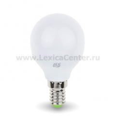 Лампа светодиодная LED-ШАР-standard 3.5Вт 160-260В Е14 4000К 300Лм ASD, шт
