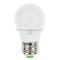 Лампа светодиодная LED-ШАР-standard 3.5Вт 160-260В Е27 4000К 300Лм ASD, шт