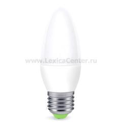 Лампа светодиодная LED-СВЕЧА-standard 3.5Вт 160-260В Е27 4000К ASD