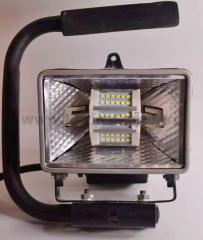 Лампа светодиодная R7s 4200K Ecola J7SV11ELC 11W