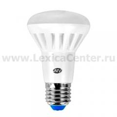 Лампа светодиодная REV 32334 1 LED R63 Е27 5W 420Лм, 2700K, теплый свет