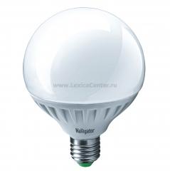 Лампа светодиодная шар 18Вт Navigator 61 280 NLL-G105-18-230-4K-E27