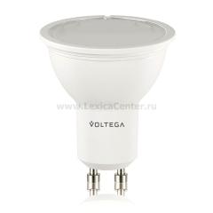 Лампа светодиодная софит 6W GU10 4000К VG2-S2GU10cold6W