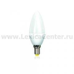 "Лампа светодиодная ""Свеча"" VG2-C2E14cold6W"