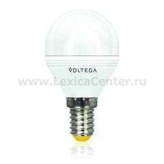Лампочка светодиодная VG2-G2E14warm5W Voltega