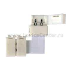 LED 1L коннектор для 3528 одноцветной светодиодной ленты L Электростандарт Аксессуары для светодиодной ленты