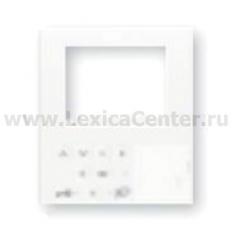 Legrand Bticino Axolute 349243 Eteris Белый Накладка декоративная для видеодисплея