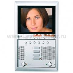 "Legrand Bticino Axolute 349310 Видеостанция цветная многофункционал LCD экран 5,6"" hands-free, 2-провод, стереодинамики"