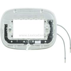 Legrand Bticino Axolute HB4703X Суппорт с подсветкой 230 Вт 2,5мА 0,3Вт для эллипс. рамки 3 мод