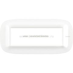 Legrand Bticino Axolute HB4806CGW Белый Corian Рамка 6 мод эллипс