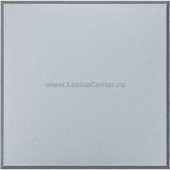 Legrand Bticino Axolute HC4951 Алюминий Заглушка 2 мод