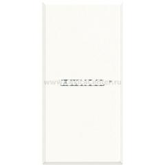 Legrand Bticino Axolute HD4001 White Axial Выключатель 16 А 1 мод