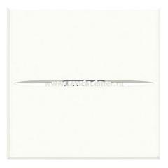 Legrand Bticino Axolute HD4001M2 White Axial Выключатель 16 А 2 мод