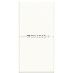 Legrand Bticino Axolute HD4003 White Axial Переключатель 16А 1 мод
