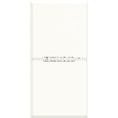 Legrand Bticino Axolute HD4004 White Axial Переключатель перекрёстный 16А 1 мод
