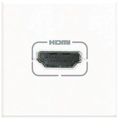 Legrand Bticino Axolute HD4284 White HDMI разъем