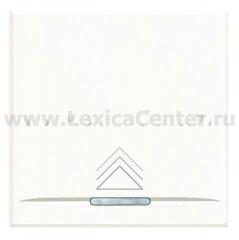 Legrand Bticino Axolute hd4413 White Светорегулятор нажимной для л/н и эл-маг трансформаторов 60-500 Вт 2 мод