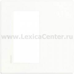 Legrand Bticino Axolute HW4824HD Eteris Белый Рамка 4 мод