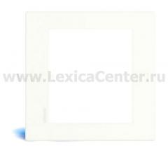 Legrand Bticino Axolute HW4826HD Eteris Белый Рамка 3+3 мод