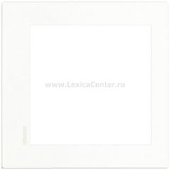 Legrand Bticino Axolute HW4828HD Eteris Белый Рамка 8 мод