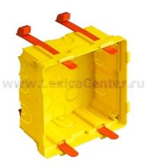 Legrand Bticino Axolute PB528W Eteris Коробка для гипсокартонных стен, 8 модулей