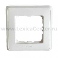 Legrand Cariva Белый Рамка 1-ая 773660