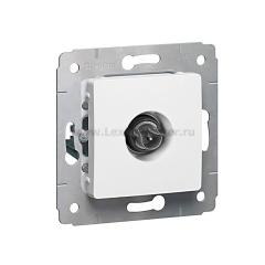 Legrand Cariva Белый Розетка TV оконечная 10 дБ, 4-2150 МГц 773679