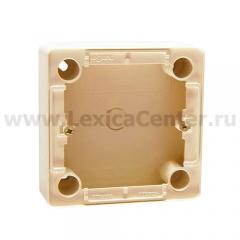 Legrand Cariva Крем Рамка подъёмная 1-ая низкая 26 мм
