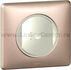 Legrand Celiane Титан Накладка выключателя простой с индикатором состояния